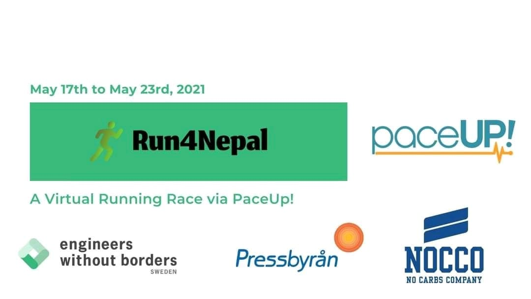 Run4Nepal for a project in Nepal